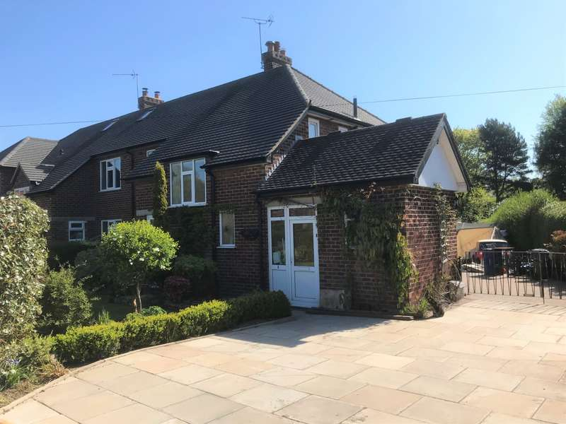3 Bedrooms Semi Detached House for sale in Woodside, Siddington, Macclesfield