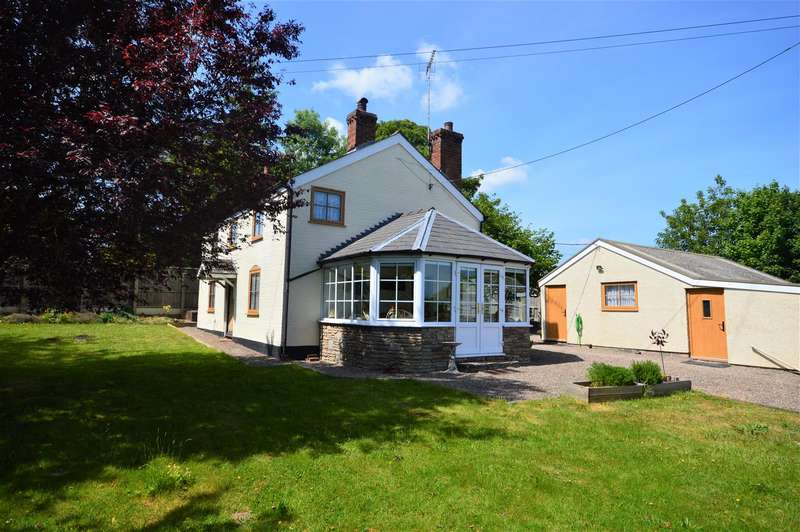 4 Bedrooms Detached House for sale in Dilwyn, Hereford