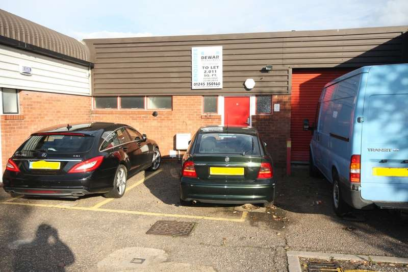 Land Commercial for rent in Eckersley Road Industrial Estate, Chelmsford