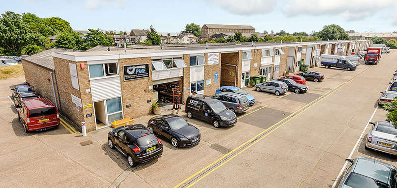 Land Commercial for rent in The Causeway, Heybridge, Maldon