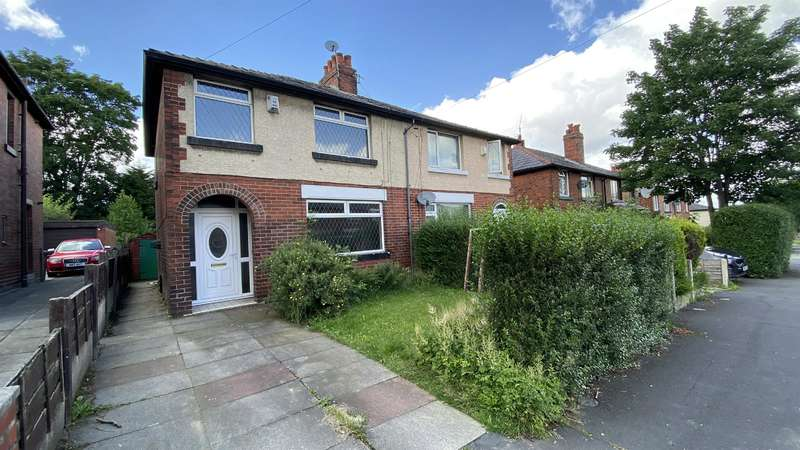 3 Bedrooms Semi Detached House for sale in Primrose Avenue, Farnworth, Bolton, BL4 0DP