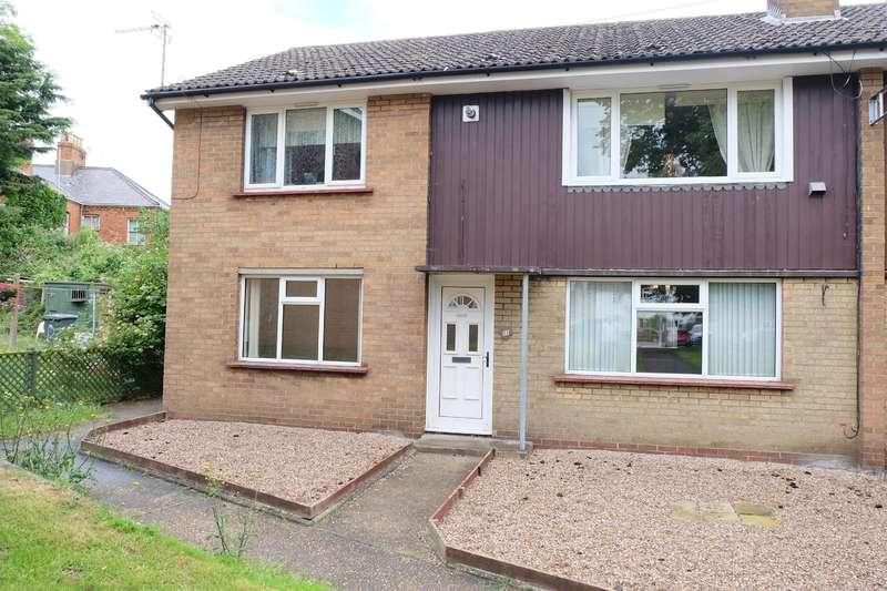 1 Bedroom Ground Maisonette Flat for sale in Hodson Green, Horncastle, Lincs, LN9 5DE