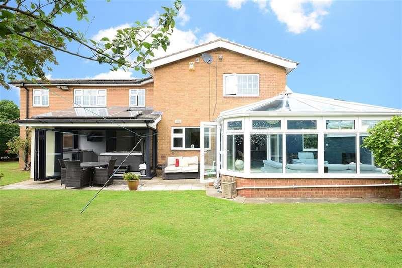 4 Bedrooms Detached House for sale in Ripon Way, Carlton Miniott, Thirsk, YO7 4LR