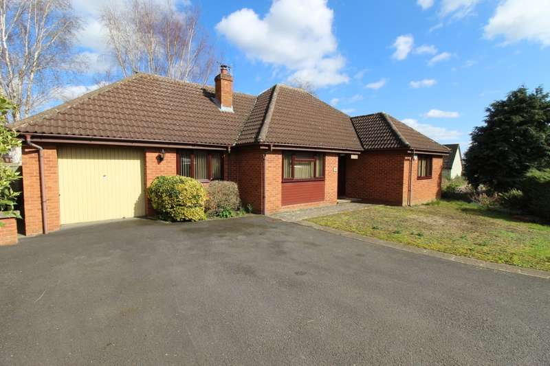 3 Bedrooms Detached Bungalow for sale in Ashleworth, GL19