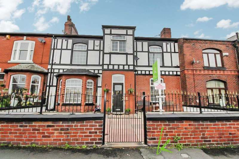 5 Bedrooms Terraced House for sale in Church Road, Bolton