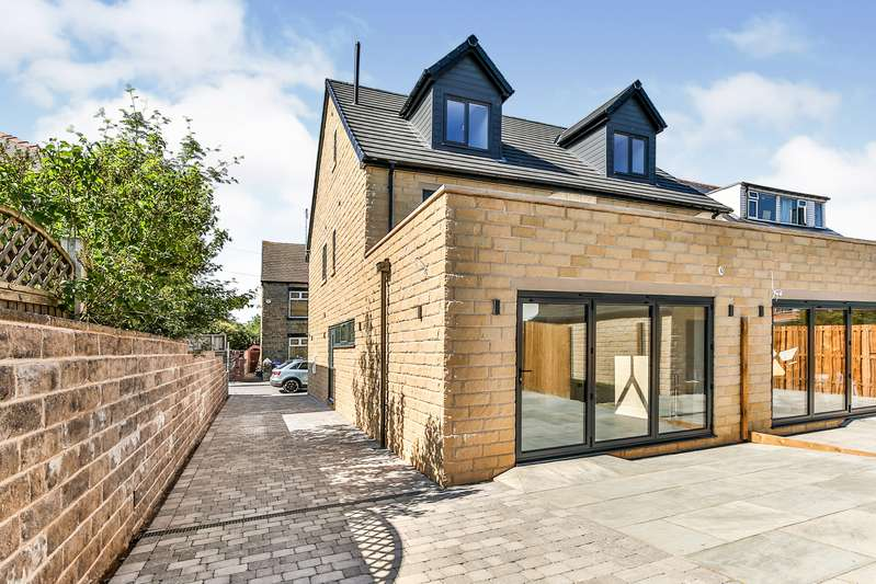 4 Bedrooms Semi Detached House for sale in Harvey Clough Road, Sheffield, South Yorkshire, S8