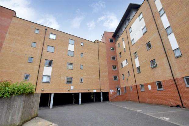 2 Bedrooms Apartment Flat for sale in Heia Wharf, Hawkins Road, Colchester