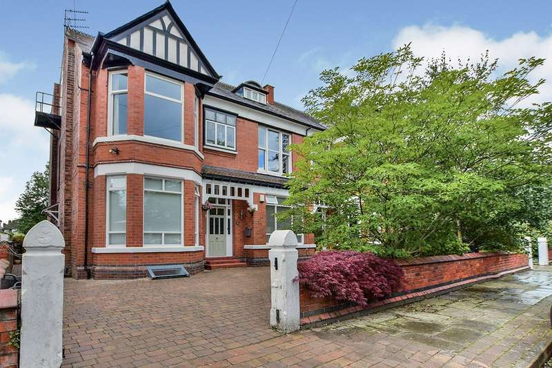 3 Bedrooms Apartment Flat for sale in Rathen Road, Didsbury/ Withington, Greater Manchester, M20