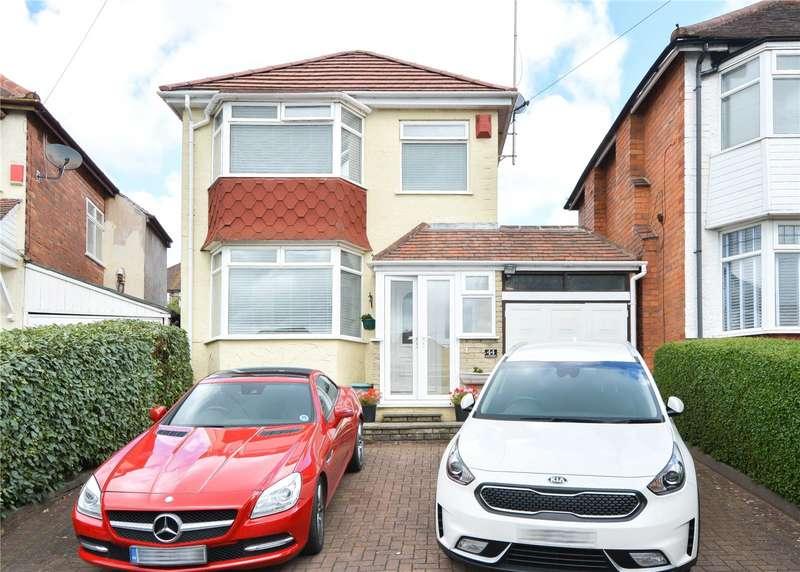 4 Bedrooms Detached House for sale in Elm Croft, Oldbury, West Midlands, B68