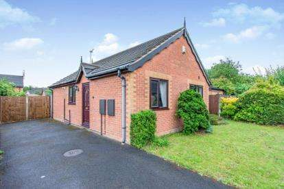 2 Bedrooms Bungalow for sale in Headingley Way, Edlington, Doncaster
