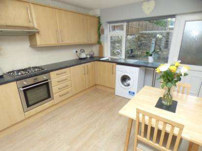 2 Bedrooms End Of Terrace House for sale in Foundry Terrace, Llangefni, Sir Ynys Mon, LL77