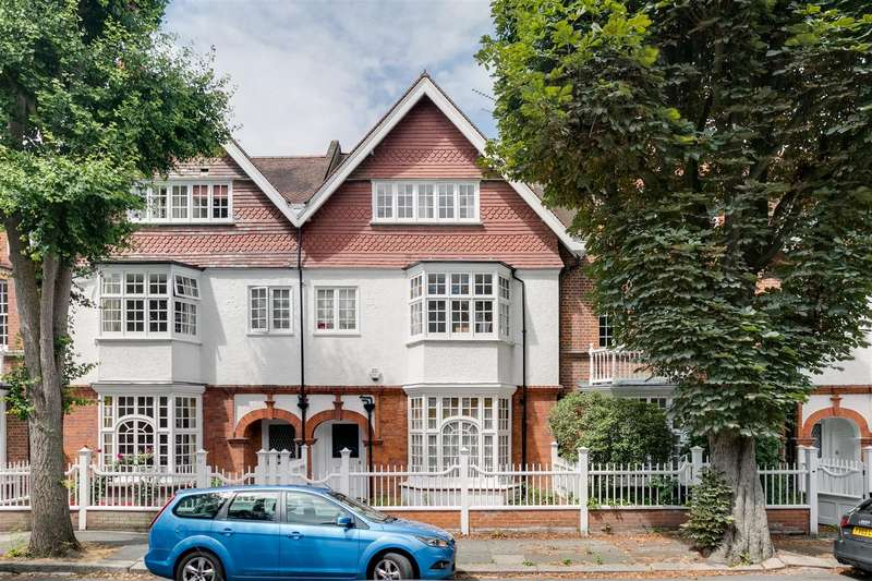 5 Bedrooms Terraced House for sale in Queen Anne's Grove, London, W4