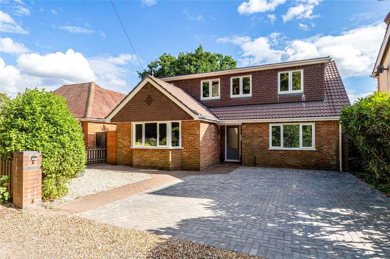 5 Bedrooms Detached House for sale in Addiscombe Road, Crowthorne, Berkshire, RG45
