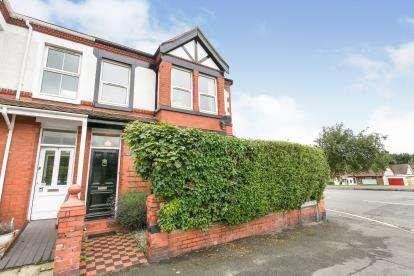 4 Bedrooms Terraced House for sale in Warren Road, Prestatyn, Denbighshire, ., LL19