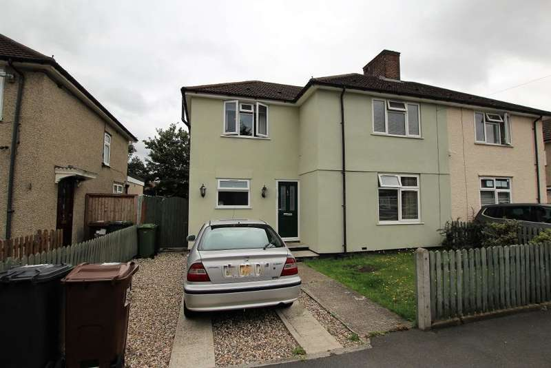 4 Bedrooms Semi Detached House for sale in Maxey Road, Dagenham, Essex, RM9 5HS