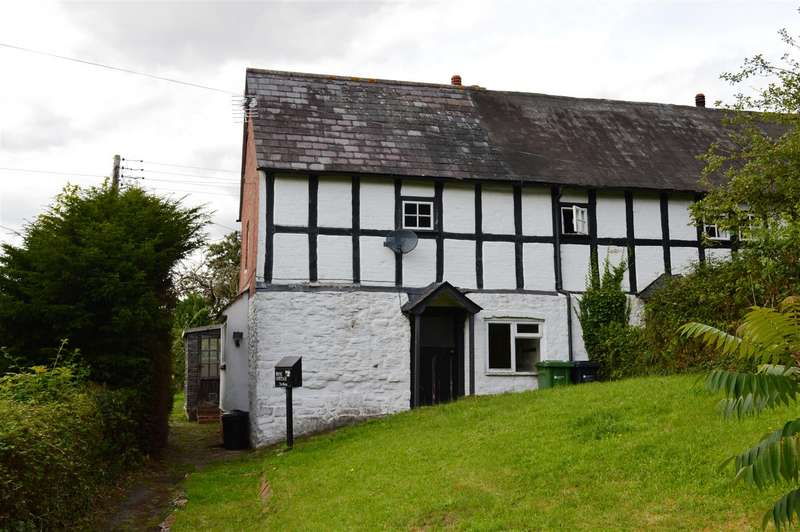 3 Bedrooms Semi Detached House for sale in Lugwardine, Hereford