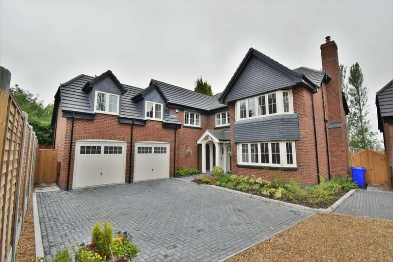 5 Bedrooms Detached House for sale in Tower Road, Burton-on-Trent