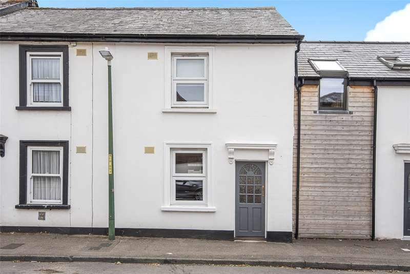 2 Bedrooms Terraced House for sale in Bradbourne Road, Sevenoaks, Kent, TN13