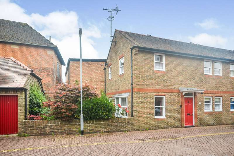 3 Bedrooms End Of Terrace House for sale in Becket Mews, Canterbury, Kent, CT2