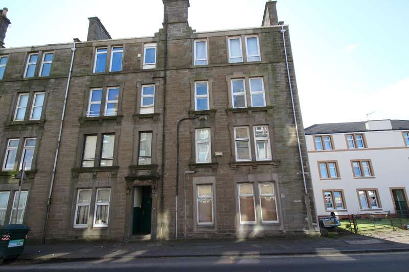 2 Bedrooms Flat for sale in Clepington Road, Dundee, DD3