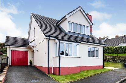 3 Bedrooms Detached House for sale in Boscastle, Cornwall, Uk