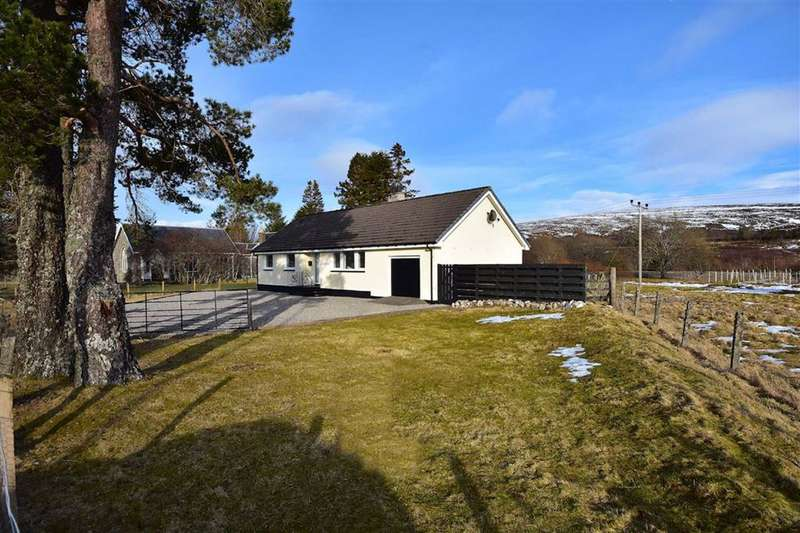 3 Bedrooms Detached Bungalow for sale in Dalwhinnie