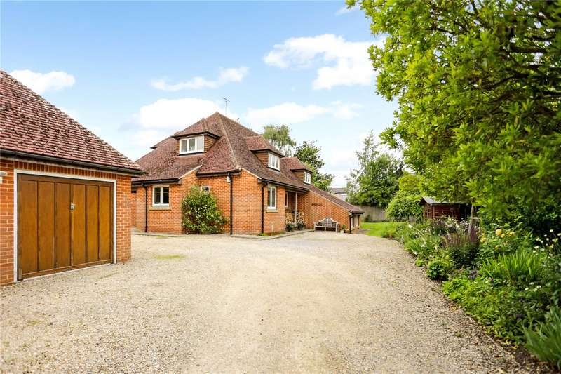 4 Bedrooms Detached House for sale in West Overton, Marlborough, Wiltshire, SN8
