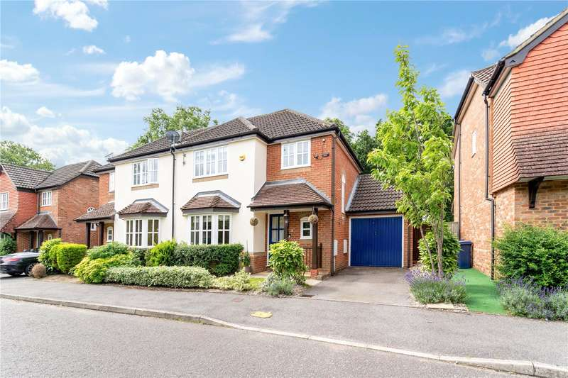 3 Bedrooms Semi Detached House for sale in The Farthings, Amersham, Buckinghamshire, HP6