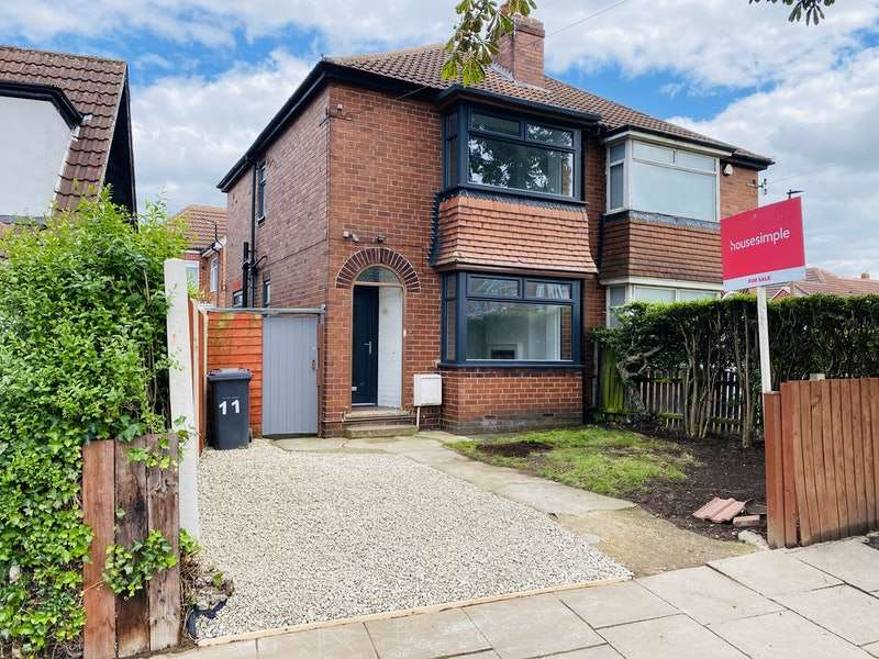 3 Bedrooms Semi Detached House for sale in Chestnut Avenue, Doncaster, South Yorkshire, DN2