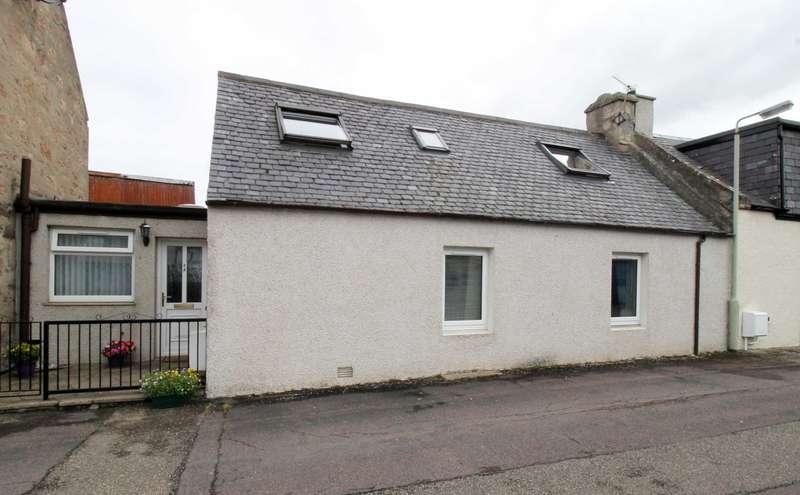 3 Bedrooms Terraced House for sale in Burntisland Street, Nairn