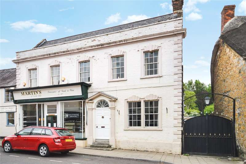 5 Bedrooms End Of Terrace House for sale in Market Place, Castle Cary, Somerset, BA7
