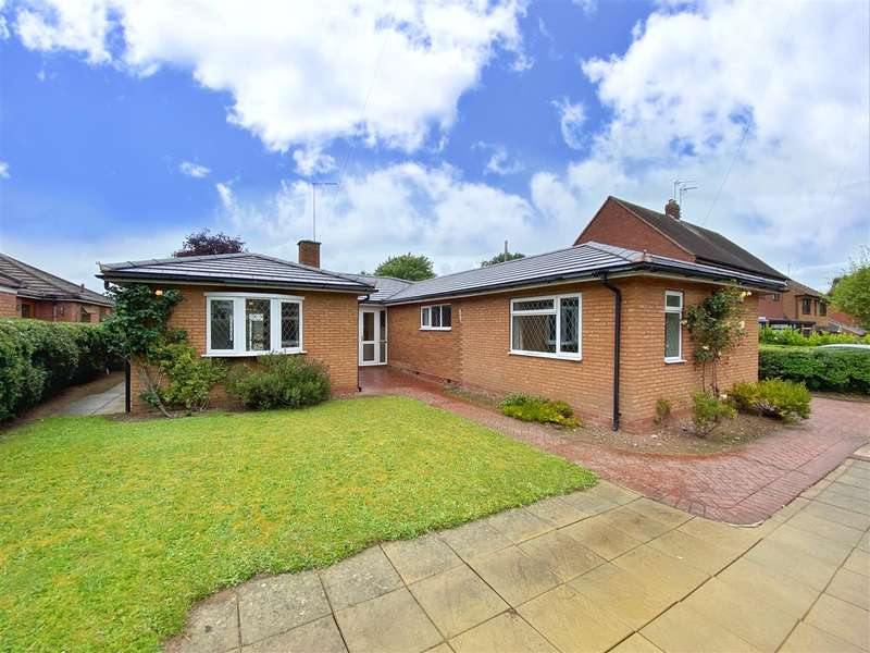 3 Bedrooms Bungalow for sale in Chaseley Road, Rugeley