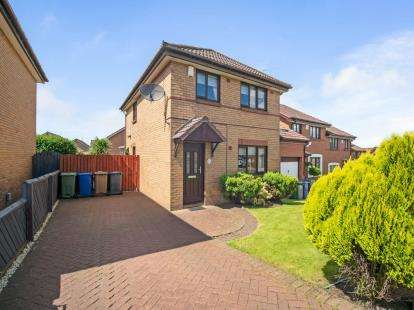 3 Bedrooms Detached House for sale in Ritchie Park, Johnstone