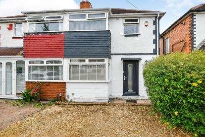 2 Bedrooms Semi Detached House for sale in Atlantic Road, Great Barr, Birmingham