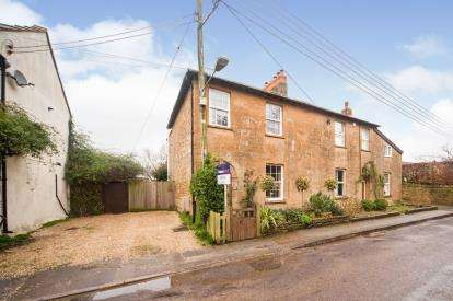 2 Bedrooms Semi Detached House for sale in South Petherton, Somerset, Uk