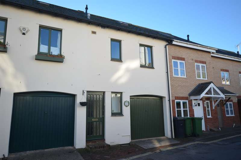 3 Bedrooms House for rent in Lucky Lane, Exeter, EX2 4UJ
