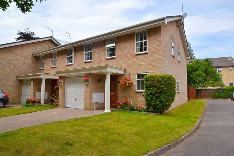 4 Bedrooms End Of Terrace House for sale in Dean Park