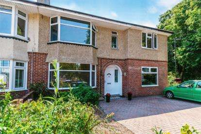 4 Bedrooms Semi Detached House for sale in Regents Park, Southampton, Hampshire