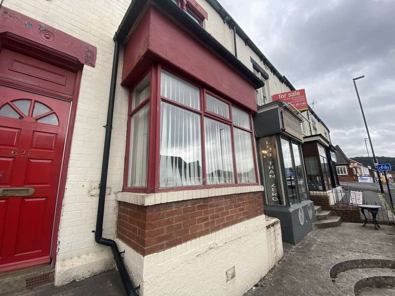 Commercial Property for rent in Chesterfield Road, Sheffield