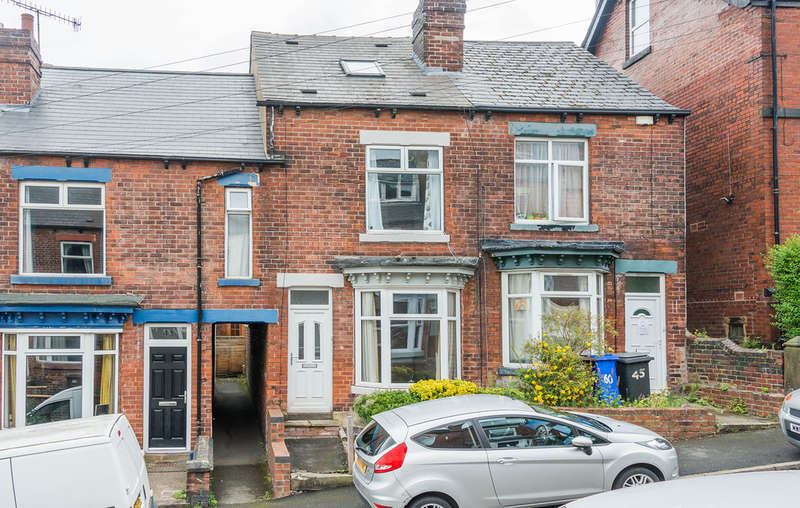 4 Bedrooms Terraced House for sale in Pearson Place, Meersbrook