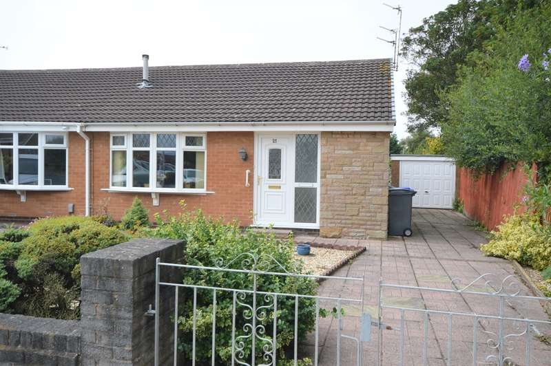 2 Bedrooms Semi Detached Bungalow for sale in Speyside, South Shore