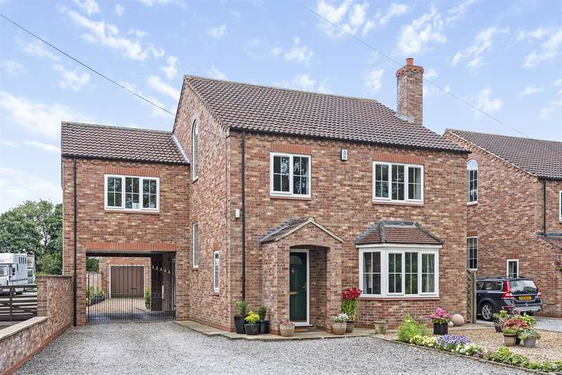 6 Bedrooms Detached House for sale in Carlton Miniott, Thirsk, YO7 4NJ