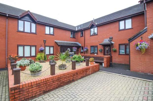 2 Bedrooms Apartment Flat for sale in Greenbank, Argyle Road, Poulton-le-Fylde, FY6