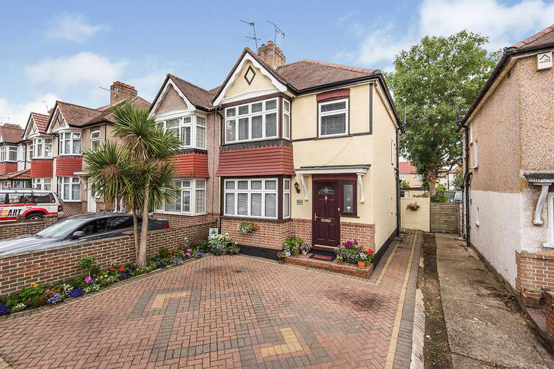 3 Bedrooms Semi Detached House for sale in Hounslow Road, Hanworth, Feltham, TW13