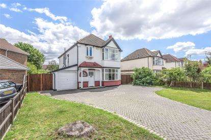 4 Bedrooms House for sale in Chislehurst Road, Petts Wood, Orpington
