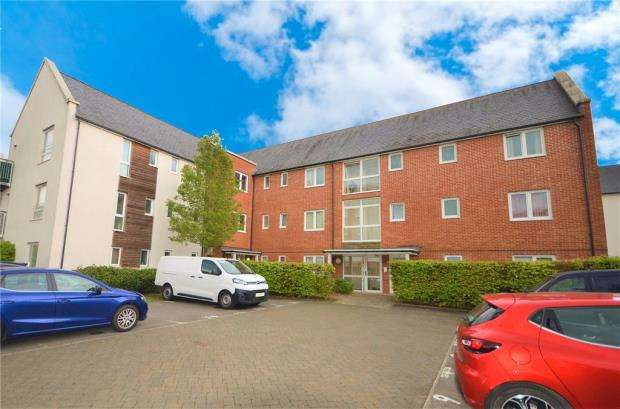 2 Bedrooms Apartment Flat for sale in Edmund Court, Basingstoke, Hampshire