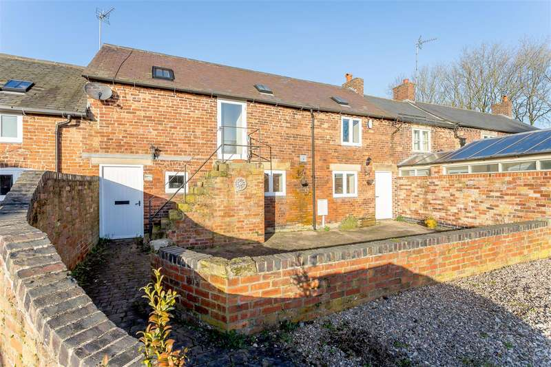 2 Bedrooms Barn Conversion Character Property for sale in Alfreton Road, Alfreton, Derbyshire