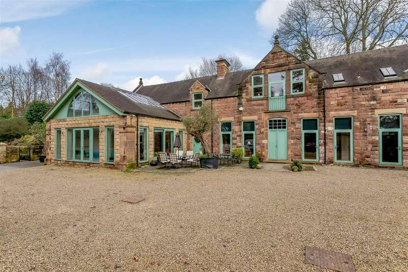 6 Bedrooms Detached House for sale in Makeney Road, Milford, Derbyshire