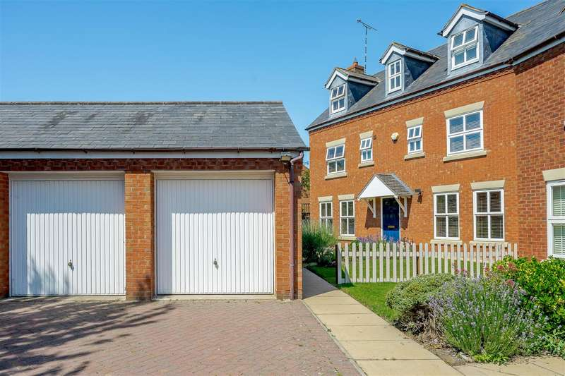5 Bedrooms Detached House for sale in Parrish Close, Bishops Itchington, Southam, Warwickshire