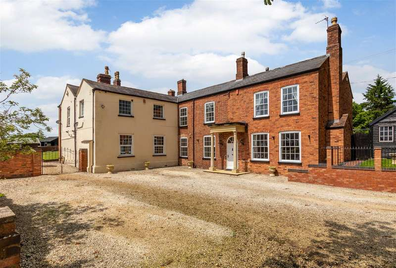 8 Bedrooms Detached House for sale in Main Road, Baxterley, Atherstone